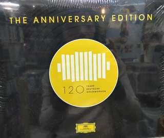 全新 獨家 121CD 古曲 120 Years of Deutsche Grammophon - The Anniversary Edition 1  BOXSET