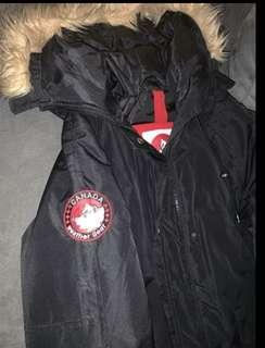 Canada Goose triple Goose jacket