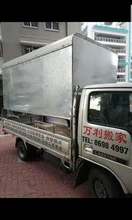 Mover shifting relocation moving delivery collection disposal storage pls call or whatapp 86984997 ..24hour