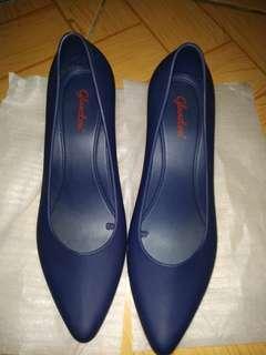Sepatu jelly glanzton