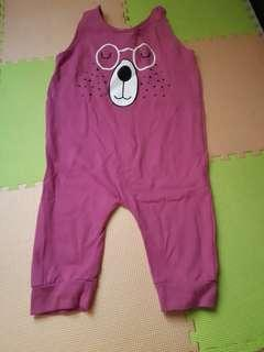Jumper baby playsuit