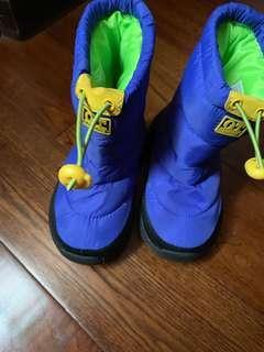 🚚 男童/女童 雪靴 16cm
