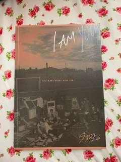 STRAY KIDS I AM : YOU ALBUM FULL SET