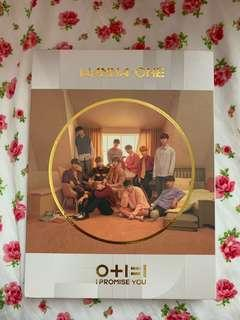 WANNA ONE I PROMISE YOU DAY VERSION
