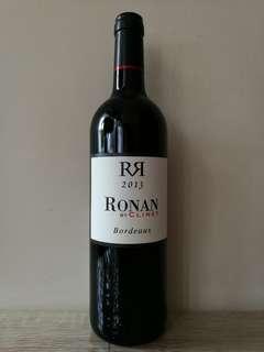 法國波爾多RONAN BY CLINET 2013 紅酒