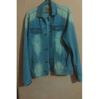 Jaket Jeans Levi's Original