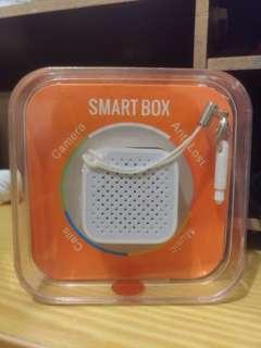 Smart Box 迷你藍芽喇叭 Bluetooth speaker