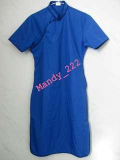 SSGS SSGC 聖士提反女子學校 女聖士提反 夏季 校服 旗袍 Summer uniform mandy_222 (SU014)
