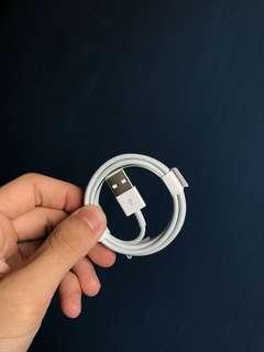 I Phone Lightning 至 USB 連接線 (1 米)