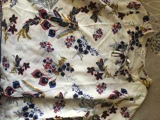 Floral Blouse maternity