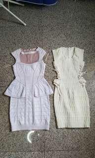 Bandage dresses 2 for $25