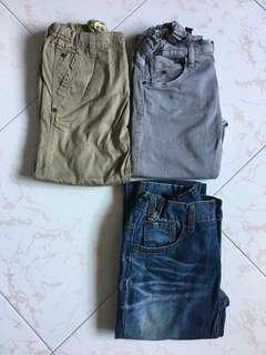 Zara kids Long pants 💯 % Authentic for boys age 11-12 yrs