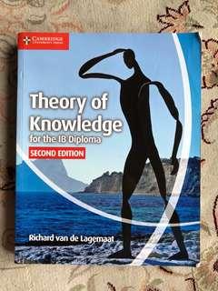 🚚 Theory of knowledge for IB diploma second edition