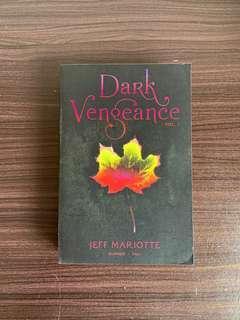 Dark Vengeance by Jeff Mariotte YA FANTASY