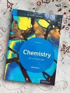 IB Chemistry oxford guide (HL & SL)