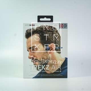 AfterShokz Trekz Air (Midnight Blue, wireless bone conduction headphones)
