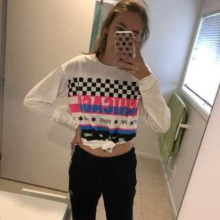 Brand new with tags Victoria's Secret PINK Chicago top
