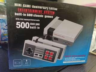 Entertainment System (500 Games) + 2 Controllers