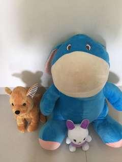 (Take All) Boneka 3 Size