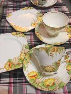 Royal Kent set tea