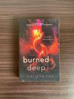 Burned Deep by Calista Fox