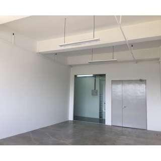 Office/warehousing/showroom/furnitures/start-up company for rent