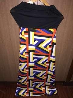 Long Tube Dress