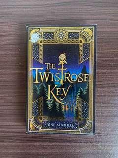 The Twistrose Key by Tone Almhjell MG FANTASY