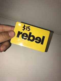 Rebel sports