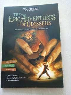 🚚 The epic adventures of Odysseus