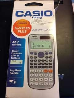 Kotak Kalkulator Casio