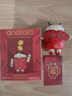 🚚 Android Mini Special Edition Red Pocket