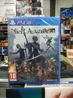 🆕 PS4 Nier Automata