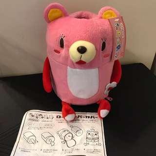 熊Bear Bear 廁紙套