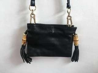 Olivia + Joy Tassle Bag