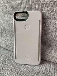 LuMee iPhone 7 Plus case