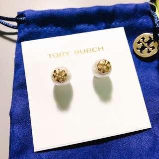 🚚 TORY BURCH珍珠耳環