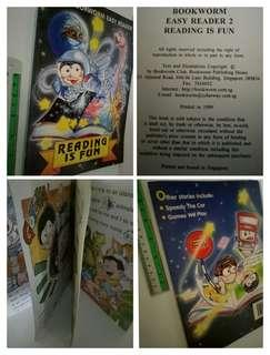 🚚 BOOKWORM club Easy Reading book