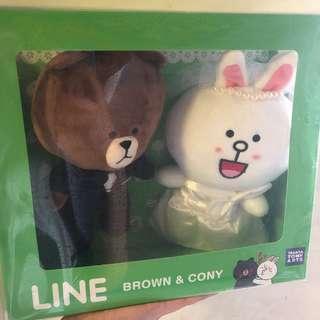 LINE 公仔