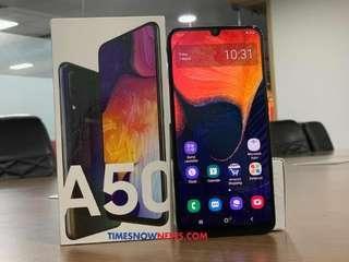 Samsung A50 6/128 kredit bisa tanpa cc