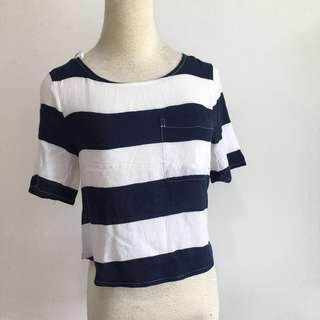 Sexy Stripe Top