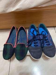 🚚 Crocas防水鞋+GAP平底鞋