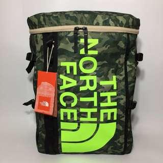 The North Face Fuse Box FuseBox Camo Backpack/Haversack