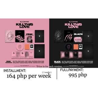 blackpink kill this love | K-Wave | Carousell Philippines