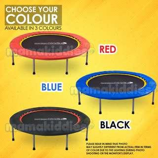 Mamakiddies 48-inch 4 Folds  Foldable Trampoline Kids & Adult Fitness Bouncer