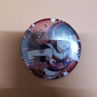 Kurosawa Dia - Character Badge