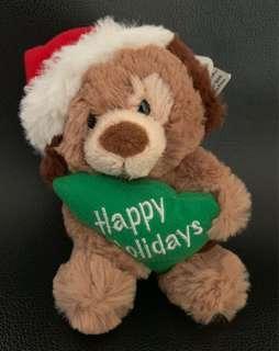 Gund - Teddy Bear 聖誕啤啤熊公仔