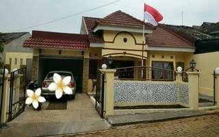Rumah dijual atau di kontrakan Bukit Rivaria Sawangan