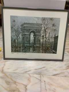 Paining From Paris Fast Deal @ $18