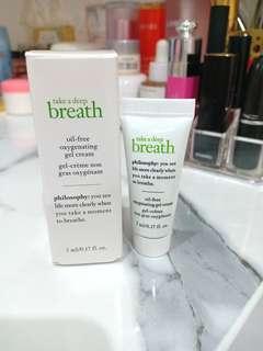 Philosophy gel cream
